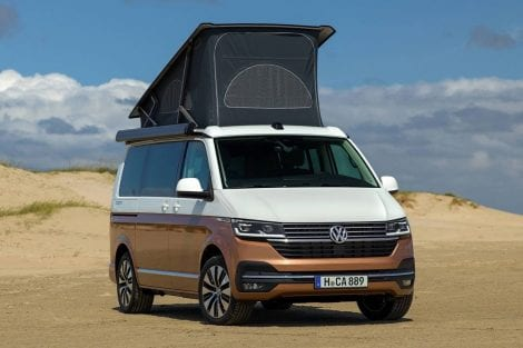 Book a luxury campervan. Book the California 6.1